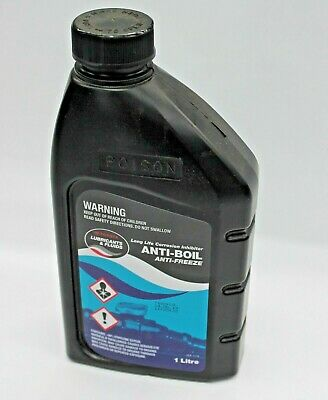 Toyota Long Life Coolant Anti Freeze Anti Boil 1L Bottle New Genuine