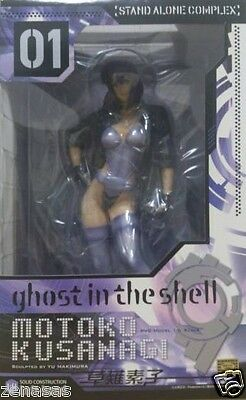 New Left hand Ghost in the Shell STAND ALONE COMPLEX 01 Motoko Kusanagi 1:6 PVC