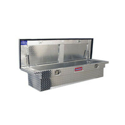 Truck Bed Rail-To-Rail Tool Box-Duralast Low Profile Crossover