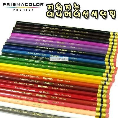 Sanford Prismacolor Col-erase Pencils for animation drawing(Choose any 10 color)