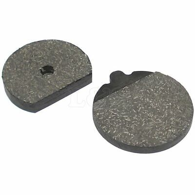 Brake Pad Set (Round Type) fits Thwaites Dumpers JCB Diggers