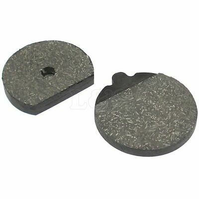 Brake Pad Set  (Round type) for Thwaites Dumpers