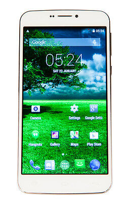 "Unlocked 6"" Android Smartphone, 16GB,  5m, Pixels GPS, Bluetooth, WiFi"
