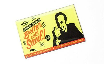 Better Call Saul Magnet Inspired by Breaking Bad