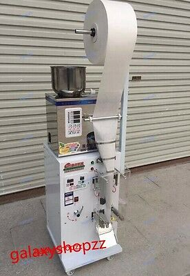 1-50g Automatic Weighing And Packing Filling Particles & Powder Machine