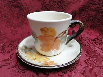 Franciscan October (USA) Fall Leaves: Cup/Saucer Set (s)
