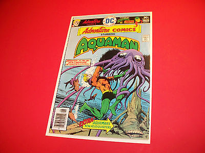 Adventure COMICS (DC)  #445  June 1976  Softcover  7.0 FN/VF