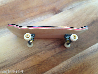 Mini Fingerboard Skateboard Wood Tech Deck 96mm Complete - FAST Sydney Post