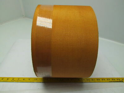 """2 Ply Diamond Top Incline Conveyor Belt 8""""Wide 37Ft Long 9/32"""" Thick"""