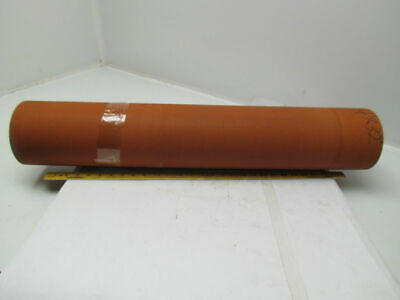 "3 Ply Rough Top Material Handling Conveyor Belt 32"" Wide 4Ft Long Incline"
