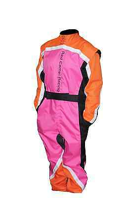 Go kart race suit CIK/FIA Level 2 approved Red Camel 2015 style (free gifts)