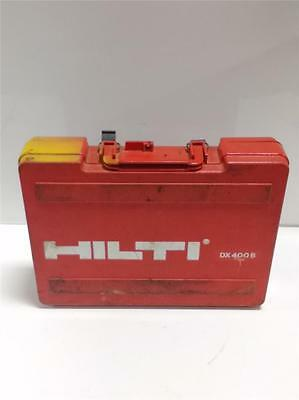 HILTI POWDER ACTUATED NAIL GUN DX 400 B *kjs*