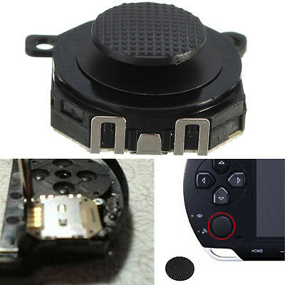 Durable 3D Button Replacement Analog Joystick Stick For Sony PSP 1000 1001 Black