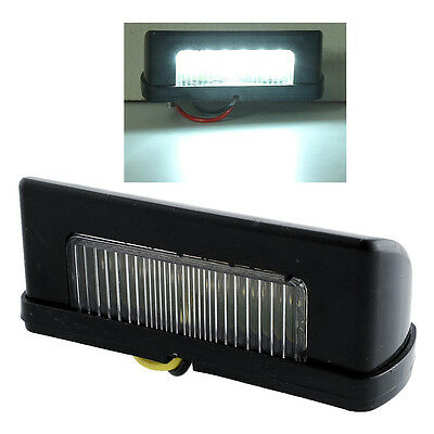 12V/24V Truck Trailer Lorry Number Licence Plate Light Rear Tail Durable Lamp