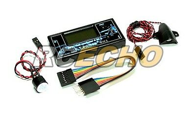 GT POWER RC Model 4in1 Motor RPM / 2-6s LiPo LiFe Battery Voltage Analyzer AC689