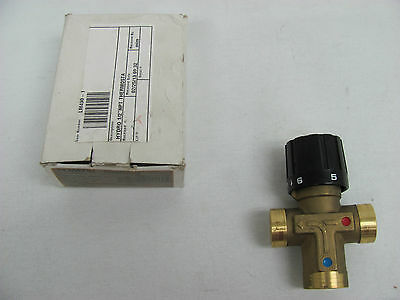 """Powers LM490-1 1/2"""" NPT Thermostatic Mixing Valve"""