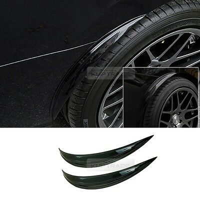 3D Wheel Fender Molding Mud Guard Lip Decoration for 2011-2016 HYUNDAI Veloster