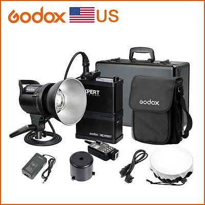 Godox XEnergizer RS-600P 600W Li-ion Battery Portable Flash Strobe Kit