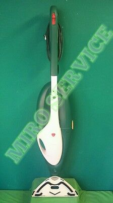 "Aspirapolvere ORIGINALE VORWERK FOLLETTO VK 135 CON ""HD 13"" E TUBO FLESSBILE"