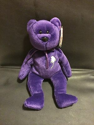 Rare 1997 Princess Diana TY Beanie Baby--will consider other offers!