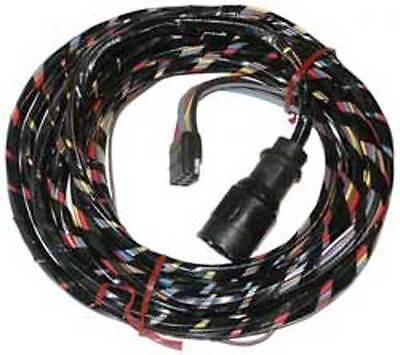 wire harness extension for mercruiser inboard i o round to square 20 vw wiring harness wire harness extension for mercruiser inboard i o round to square 20 ft mar