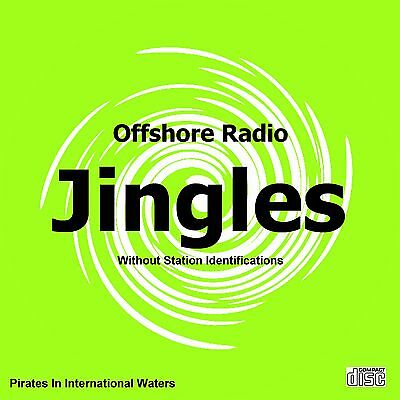 Pirate Radio Pirate Radio Jingles Without Stations ID's (MONO RECORDING) on CD