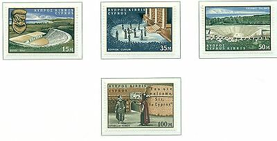 SHAKESPEARE - CYPRUS 1964 4th Centenary