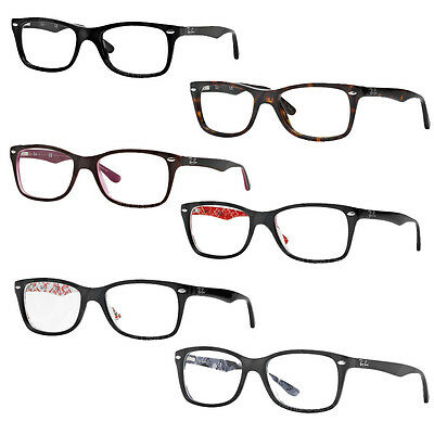 Ray Ban Rx 5228 All Colors Occhiali Da Vista Eyeglasses Eine Brille