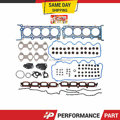 Head Gasket Set 04-06 Ford Expedition F150 F250 Lincoln 5.4 SOHC TRITON, VIN 5