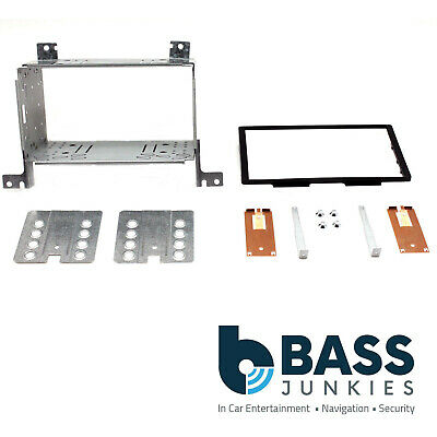 CT23HY01A Hyundai Santa Fe 2006 On Car Stereo Double Din Facia Fascia Panel