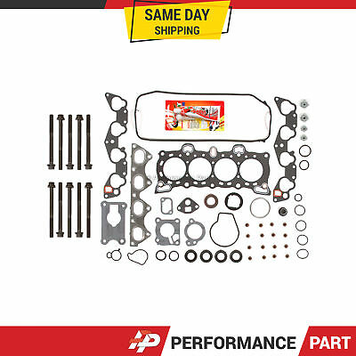 Engine Cylinder Head Gasket Set-Stone WD EXPRESS fits 92-95 Honda Civic 1.5L-L4