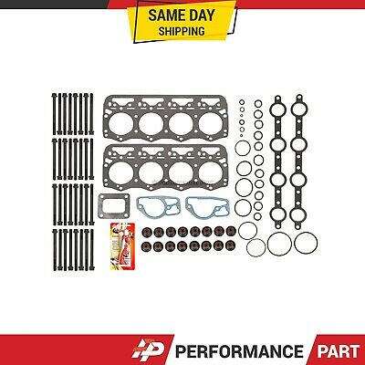 Head Gasket Bolts Set for 94-03 Ford E350 E450 F250 F350 Diesel Turbo 7.3 F,K,M