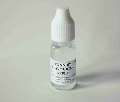 APPLE Flavouring, Concentrated Edible Liquid, Cake Baking, Icing, Sweets, Drinks