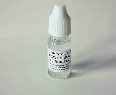 Blueberry Flavouring, Edible, Concentrated, Liquid Baking, Icing, Sweets, drinks