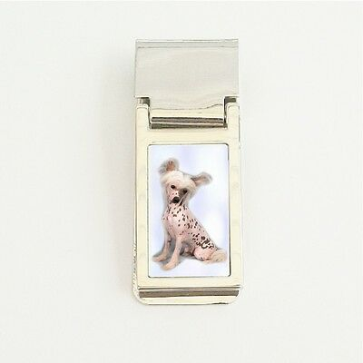 Chinese Crested Dog Money Clip RMCCRESTED-1 by paws2print