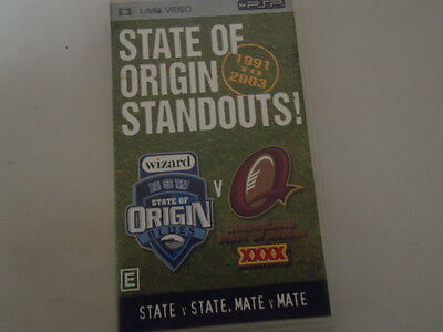 UMD State Of Origin Standouts 1991 To 2003 (Very Good Condition)