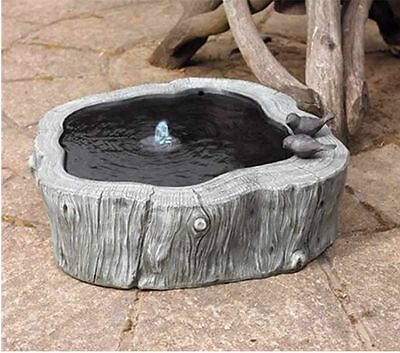 Bermuda Natures Water Fountain Pond Garden Ornament Decoration Feature & Pump