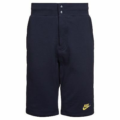 Nike Fc Barcelona Covert French Terry Venom Shorts Size L