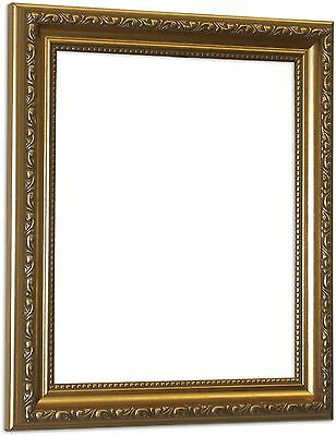 Gold Spoon Embossed Ornate Style Picture Photo frame Gfit Preset