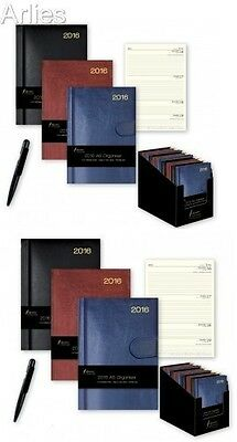 2017 Diary Personal Organiser Diary With Address Book And Pen A5 / A6
