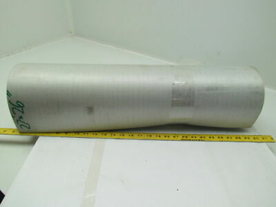 "1 Ply Black Slip Top Nylon Backed Conveyor Belt 26""Wide 27Ft Long 0.075"" Thick"