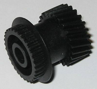 One Way Needle Roller Bearing with Timing and Helical Gear - Anti Reverse Clutch