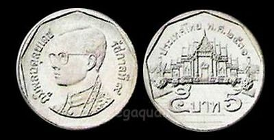 Thai Coin 5 Bath Very new Condition Free Shipping