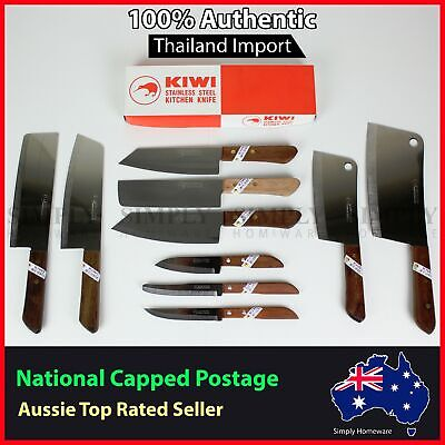 KIWI KNIFE Kitchen Chef Knives Stainless Steel Blade Cook Bulk GENUINE - No. 171