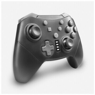 Black USB Pro Controller for Nintendo Switch & PC Windows 10