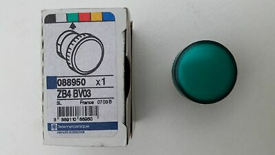 Telemecanique Push Button Switch 088950 ZB4 BV03 (Green)