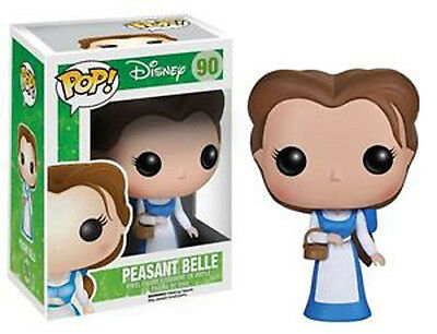 Beauty and the Beast Peasant Belle Disney Pop Figure #90 NEW