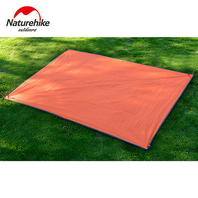 Waterproof Beach Picnic Tarp 210T Oxford Tent Sun Shelter for Camping Hiking