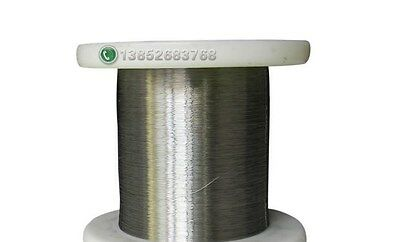 5-10M T316 Stainless Steel Wire Diameter 0.022mm 0.05mm 0.1mm 0.2mm 0.3mm to 3mm