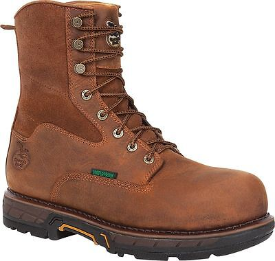 Mens Georgia Composite Toe Work Boot Style Gbot019 All Sizes New In Box